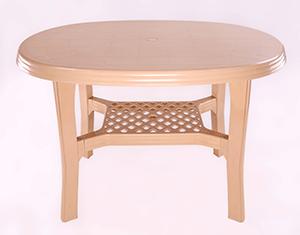 Oval-With-Shelf